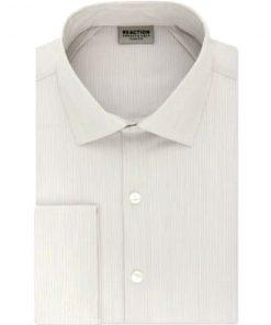 Kenneth Cole | חולצת פסים מכופתרת קנת קול