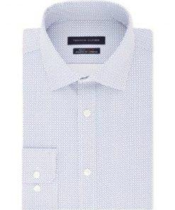 Tommy Hilfiger | חולצה מכופתרת אבסטרקט טומי הילפיגר