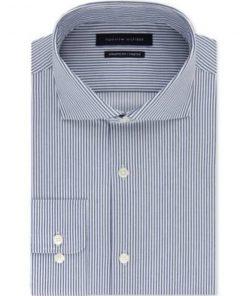 Tommy Hilfiger | חולצת פסים כחול לבן טומי הילפיגר