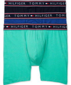Tommy Hilfiger | מארז 3 תחתוני בוקסר ארוכים טומי הילפיגר
