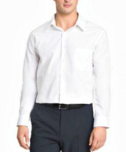 Van Heusen | חולצה מכופתרת לבנה ואן האוזן