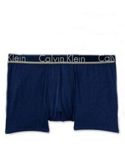 Calvin Klein | תחתון בוקסר כחול סופט קלוין קליין