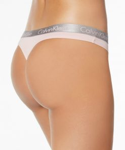 Calvin Klein | תחתון חוטיני ורוד קלוין קליין