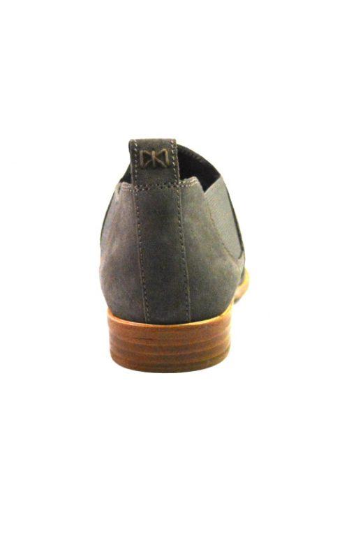Bass | נעל אופנתית אפורה בס