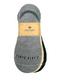 Sperry | מארז 3 זוגות גרביי סירה ספירי