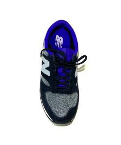 New Balance | סניקרס קנבס כחול/סגול ניו באלאנס