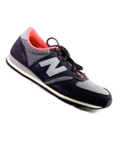New Balance | סניקרס קנבס כחול/ורוד ניו באלאנס