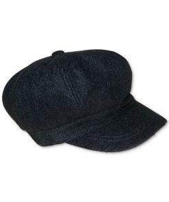 Nine West | כובע קסקט ניין שחור ניין ווסט