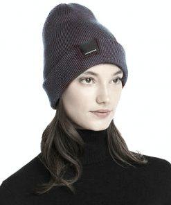Canada Goose | כובע צמר אפור קנדה גוס