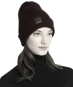 Canada Goose | כובע צמר שחור קנדה גוס