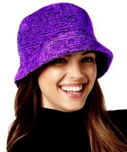 AUGUST HAT | כובע שניל סגול אוגוסט הט