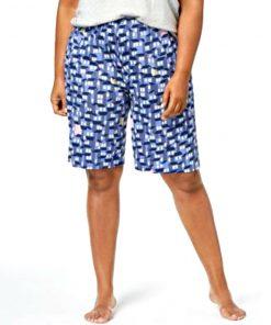 HUE | מכנס קצר כחול הואי