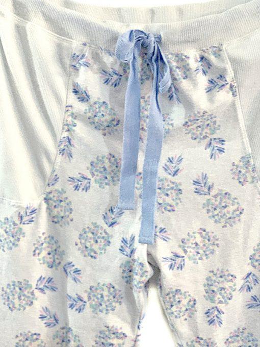 Ande | מכנס אפור פרחוני אנדה