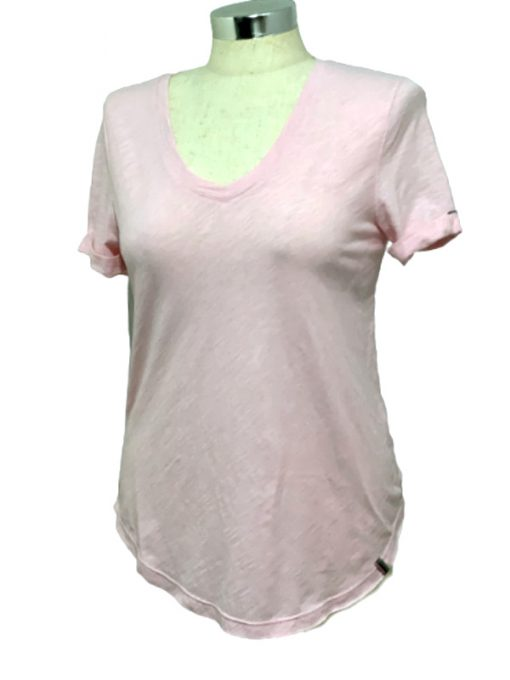 Jane & Bleecker | חולצה ורודה ג׳יין אנד בליקר