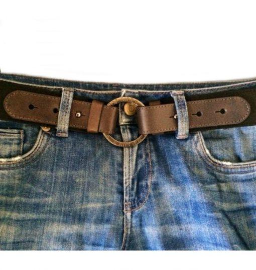 Sperry | חגורת ג׳ינס חומה ספירי