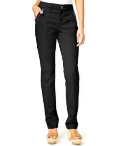 Style  מכנס שחור ספורט אלגנט סטייל