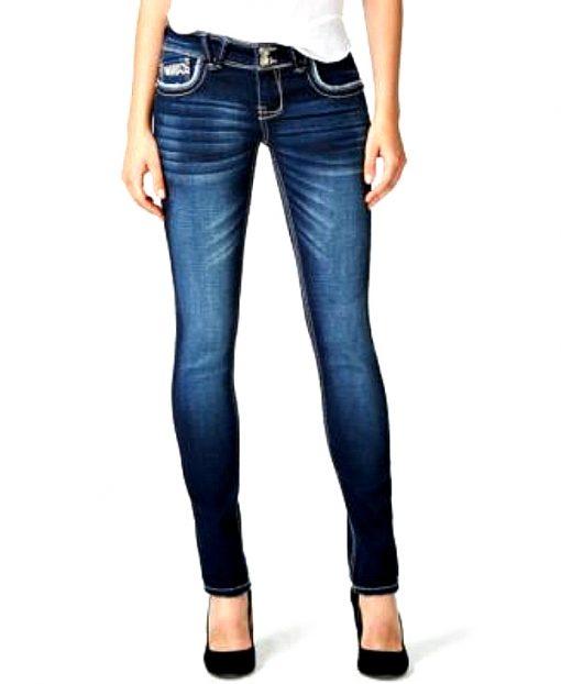 Ariya Jeans | ג'ינס כחול סקיני אריה ג'ינס