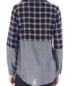 Bass | חולצת משבצות בס