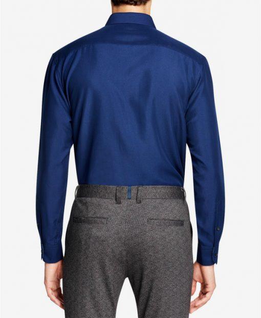 Society of Threads | חולצה מכופתרת סגולה סושיטי אוף טרידס