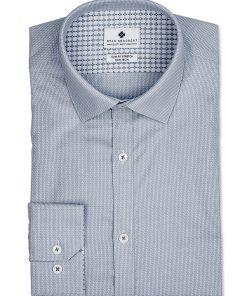 Ryan Seacrest | חולצה מכופתרת אפורה ראיין סיקרסט