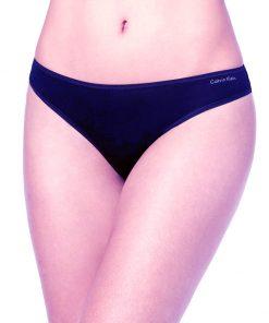 Calvin Klein | תחתון חוטיני כחול קלוין קליין