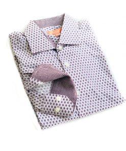 Thalia | חולצה מכופתרת אופנתית טהליה