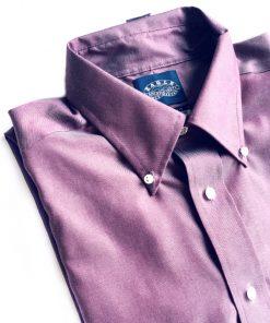Eagle | חולצה מכופתרת סגולה איגל
