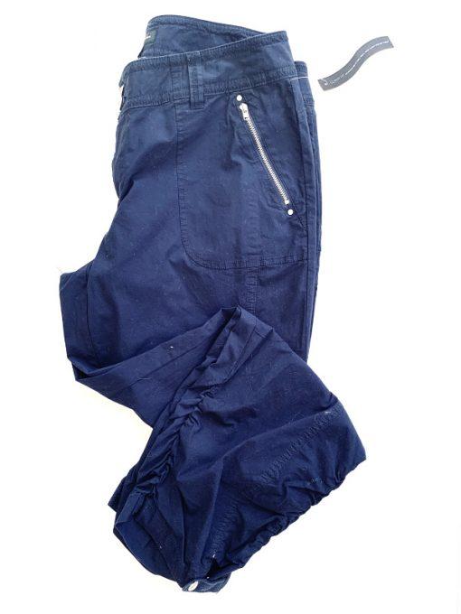 INC | מכנס דגמח כחול איאנסי
