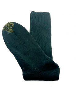 GoldToe | מארז 3 זוגות גרביים שחור גולדטוי