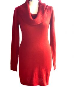 Energie | שמלה אדומה צמודה אנרג׳י