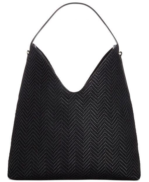 INC | תיק שחור כתף מיוחד איאנסי